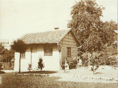 Blumenau: ehemaliges Leichenhaus