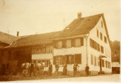 Seewadel, Gasthaus Eintracht