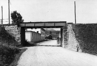 Eisenbahnbrücke bei der Schwendi
