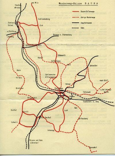 Guyer - Zeller - Wege