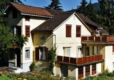 Haus Rüegg, Gnist
