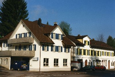 Schmiede Thalmann, Restaurant Brauerei