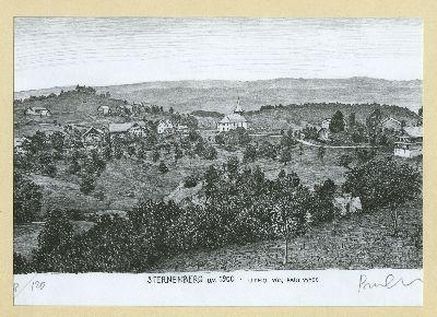 Sternenberg um 1900