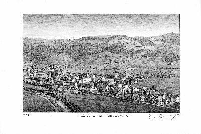 Bauma um 1920