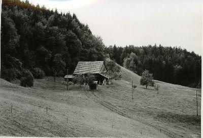 Vordere Dunkelwies Gemeinde Bärestwil