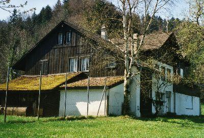 Hinter Bräch Gemeinde Bärestwil