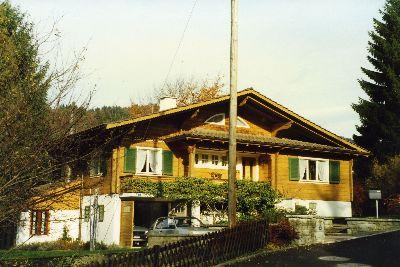 Haus Krüsi