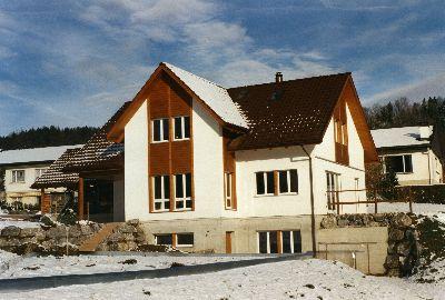 Haus Büchi