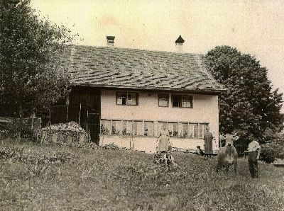 Silisegg, Haus Kägi, Held-Schang