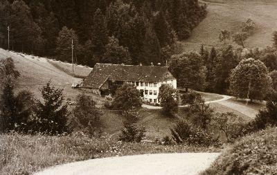 Erlen, Haus Gerber