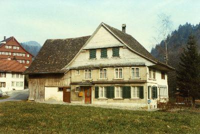 Hinter-Tüfenbach, Restaurant