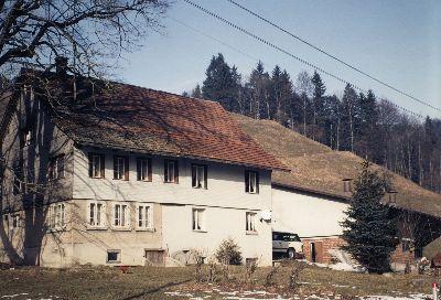 Hinter-Tüfenbach, Haus Sudler