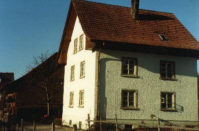 Hörnen, Haus Ruedi Kägi