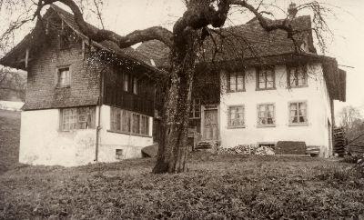 Hörnen, Haus Förster Kägi