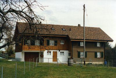 Schindlet, Haus Walter Furrer