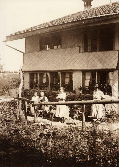 Schindlet, Haus Schaufelberger