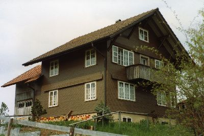 Schindlet, Haus Furrer