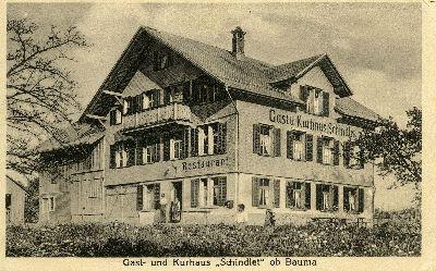 Schindlet, Gasthaus