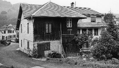 Bauma, Gublen, Siliseggstrasse, Schoch