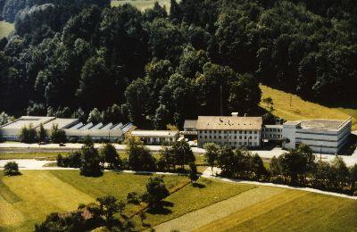 Weberei Tösstal: alle Gebäudeteile