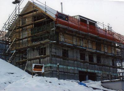 Widen, Haus Bosshard, Neubau