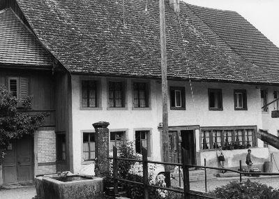 Gublen, Haus Lattmann, Vontobel, Bucher