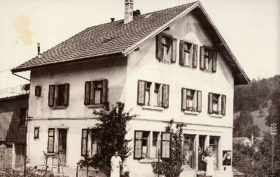 Bauma, Gublen, Bäckerei Lattmann