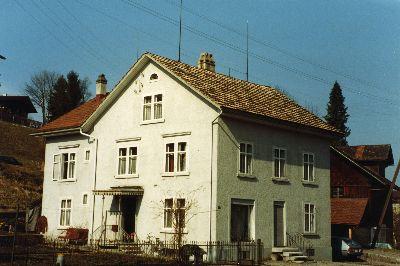 Bauma, Gublen, Haus Eichenberger