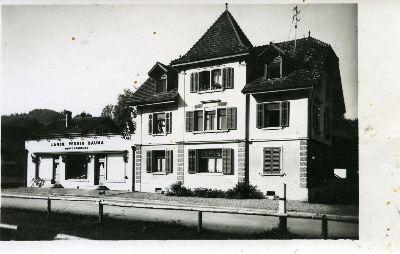 VOLG Frohburg mit Erweiterungsbau