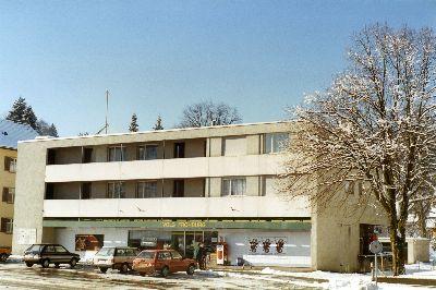 VOLG Frohburg Neubau