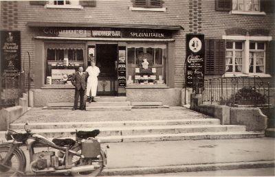 Conditorei Widmer-Bär, Bauma, Bahnhofstrasse