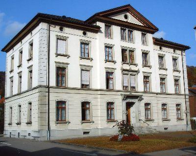Primarschulhaus, Gemeindehaus Bauma