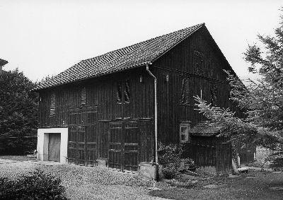 Haus Dr. Spörri, Ökonomiegebäude