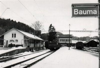 Güterschuppen SBB