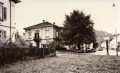 Villa Huber, Handweberei, Heimatwerk