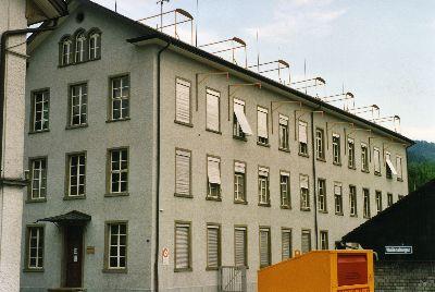 Firma Wolfensberger AG
