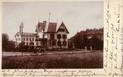 Villa Ottiker, Inhelder, Michel