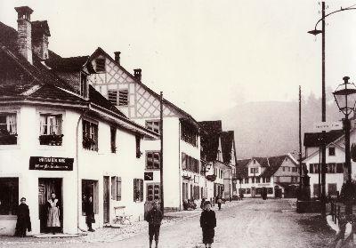 Zur Salzwaage, Dorfstrasse