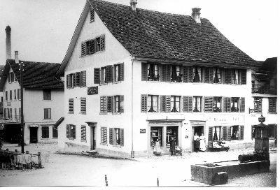 Restauration zum Lindenhof