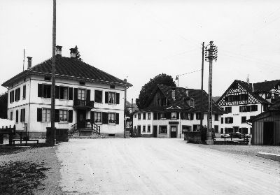 Villa Iris: Haus Statthalter Bosshard