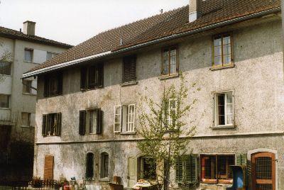 Hinterer Lindenhof: Haus zur Platane