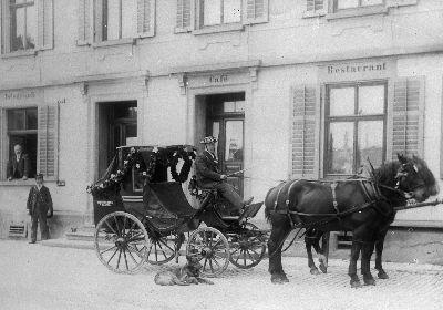 Post und Restaurant Bahnhof
