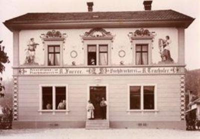 Haus Zur Palette