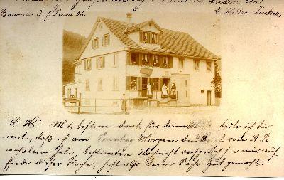 Haus Coiffeur Gremlich