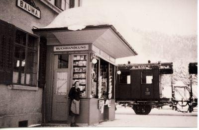 Bahnhofkiosk