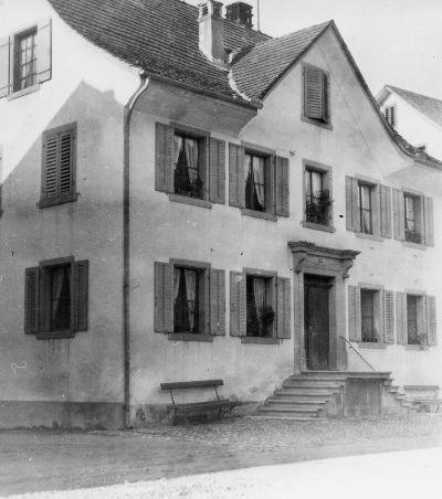 Haus Schneebeli