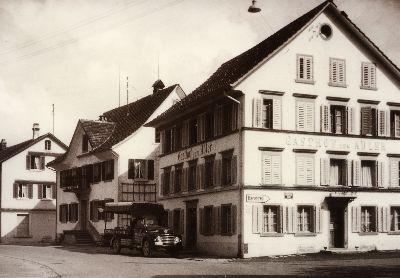 Gasthof Adler, Haus Schneebeli