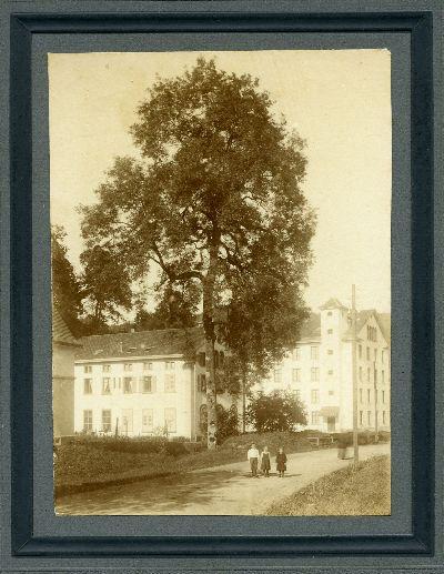 Baumwollspinnerei Heinrich Gujer