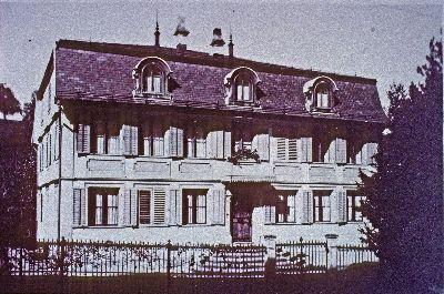 Villa Dr. Schurter-Haus