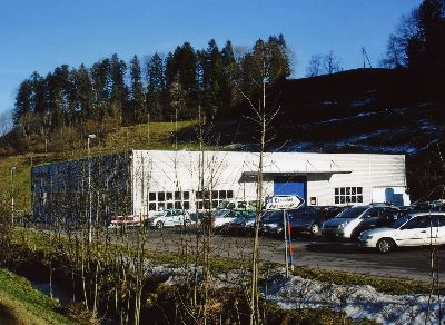 Giesserei Wolfensberger Bauma
